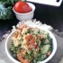 Cucumber, Tomato, and Kale Quinoa Salad