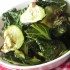 Salt and Vinegar Kale and Zucchini Chips