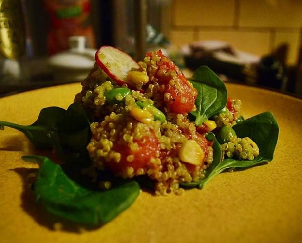 Ian's Salad