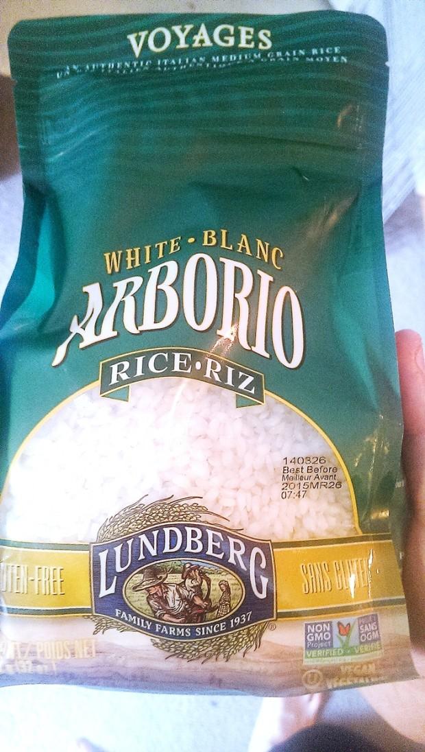 ArborioRice