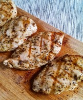 How to grill a chicken breast properly