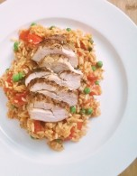 Low Oxalate Chicken Jambalaya