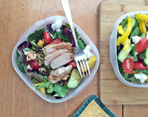 7 great build your own salad ideasfresh menu planner