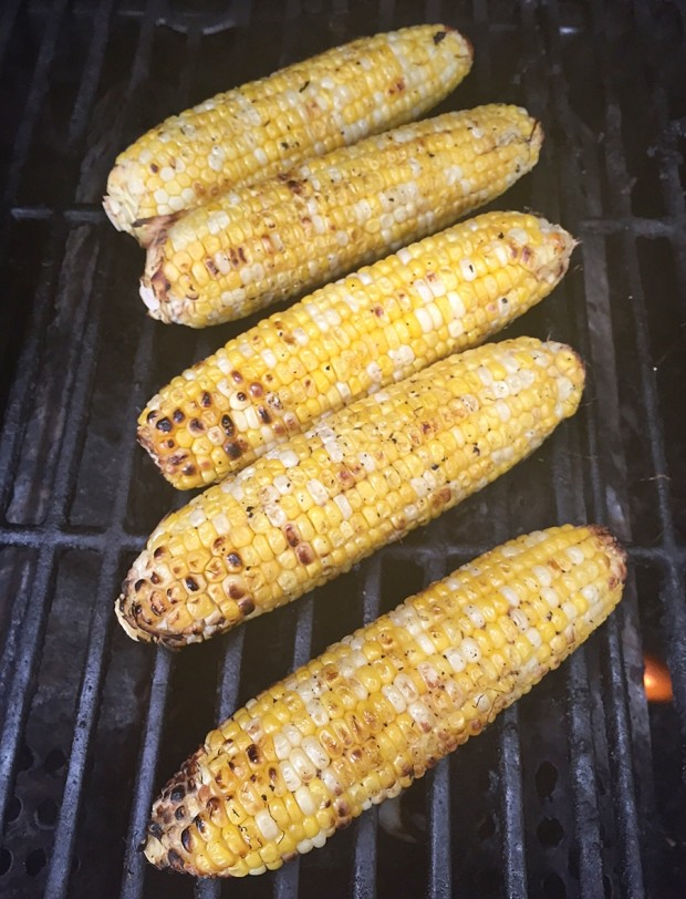Grilled-Corn-Sriracha-Dill-Butter-Recipe-620x812