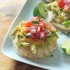 Spicy Mayoless Avocado Tuna Salad with Salsa