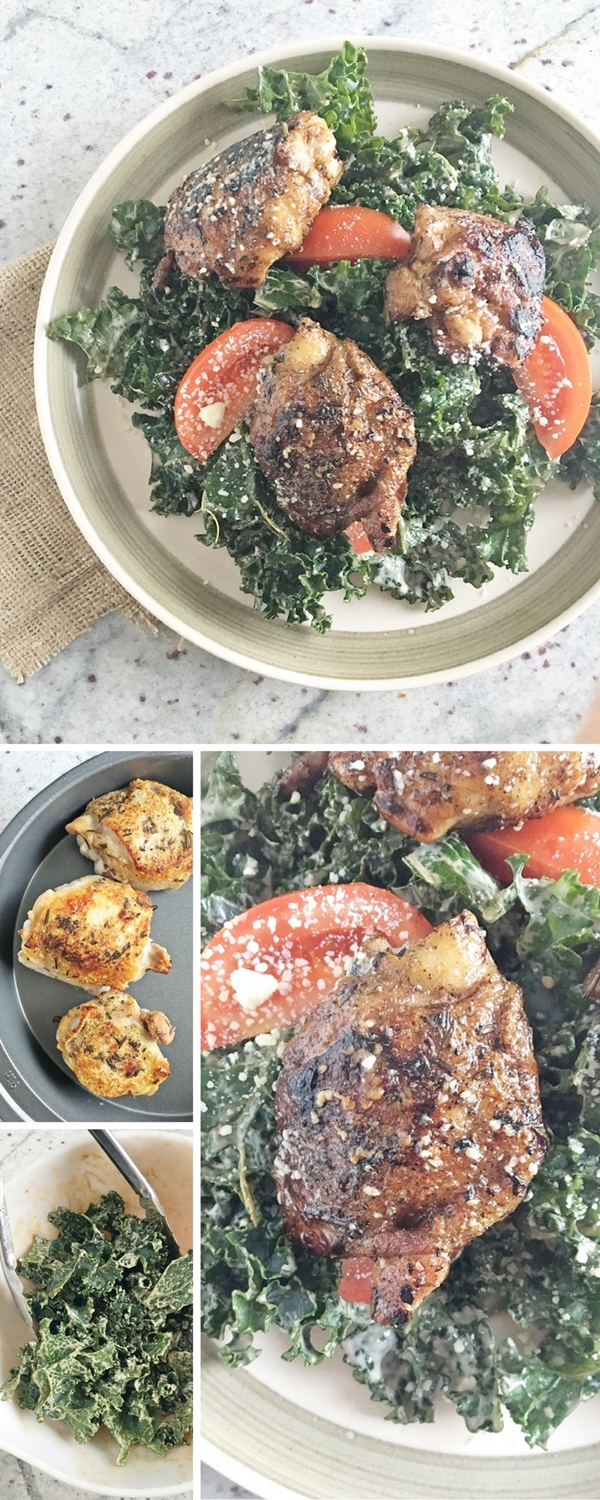 balsamic-rosemary-chicken-thigh-kale-caesar-salad